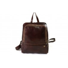 CENZO Handmade Polished Cow-Skin Backpack  #330